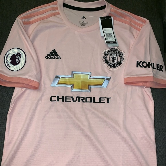 huge discount f99e0 306ba Manchester United Third Jersey NWT